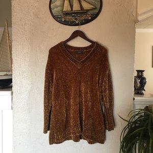 Zara Sweaters - Zara Oversized Chenille Sweater Sz S